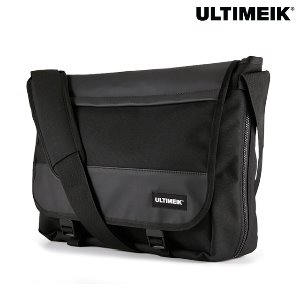 2040 Messenger Bag Black
